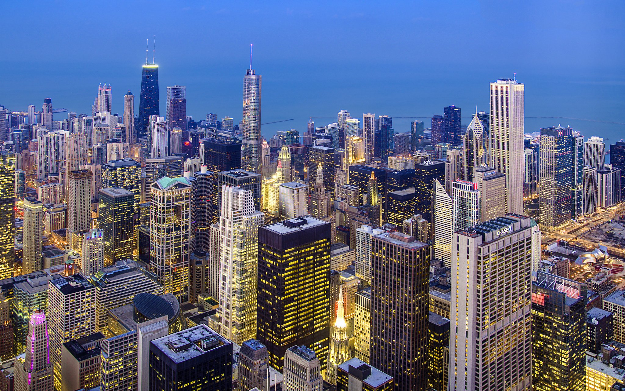 Chicago Wallpapers For Mobile And Desktop In HD 2048x1280