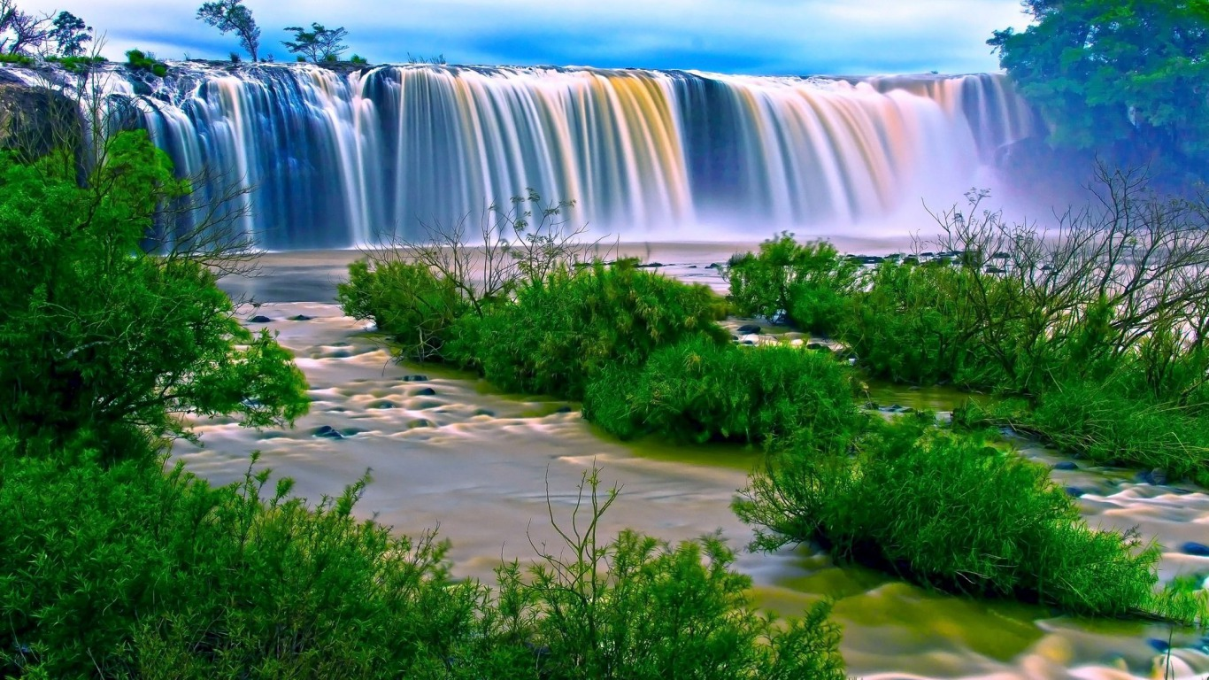 Amazing Wallpaper Desktop Background Waterfall - MHe0IO  Image_43596 .jpg