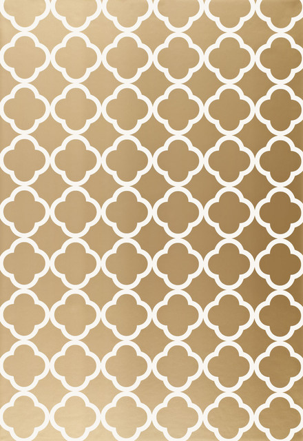 Morocco Wallpaper Antique Gold   Transitional   Wallpaper   by 440x640