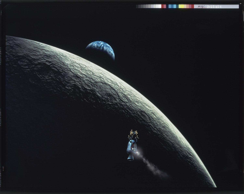 NASA s Apollo 13 images pictures