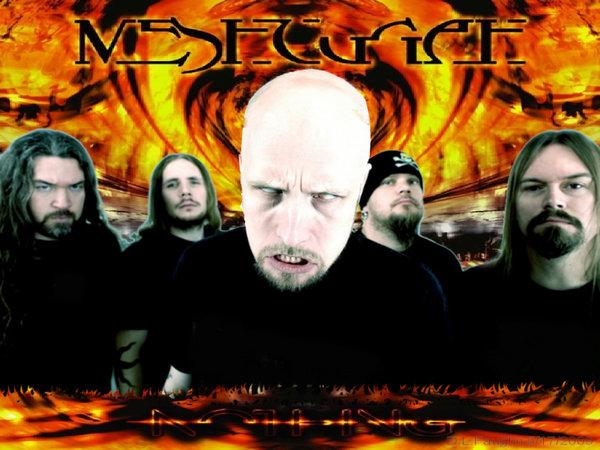 Meshuggah wallpaper request by pershingkitty 600x450