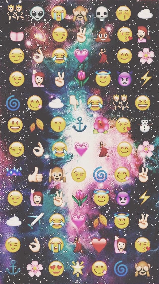 100 Emoji Wallpaper - WallpaperSafari