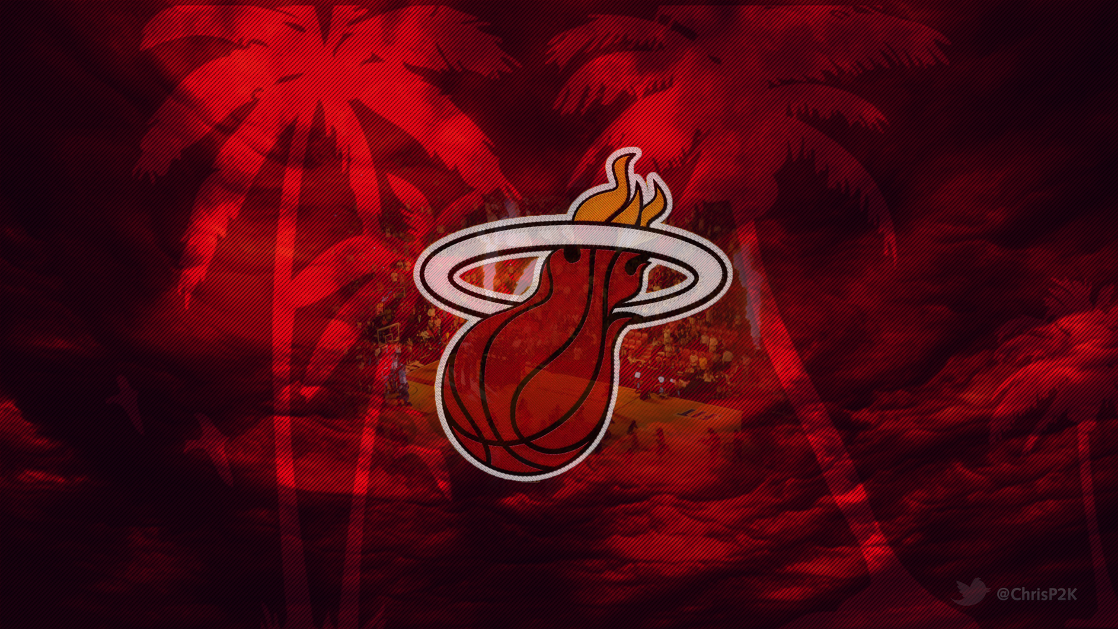 29] Miami Heat Background 2017 on WallpaperSafari 1600x900