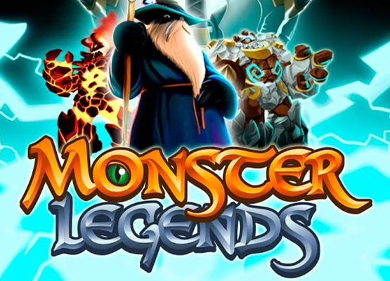 Monster Legends Wallpapers - WallpaperSafari
