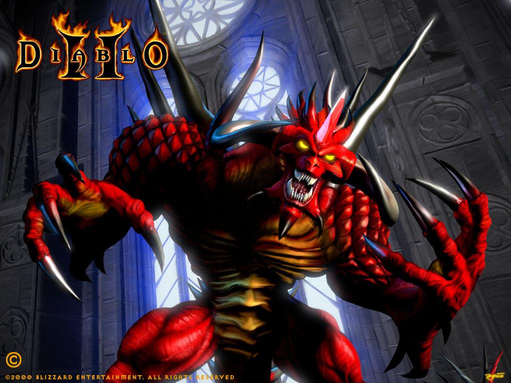 Diablo 2 Wallpaper - Diablo Wallpaper (18654413) - Fanpop