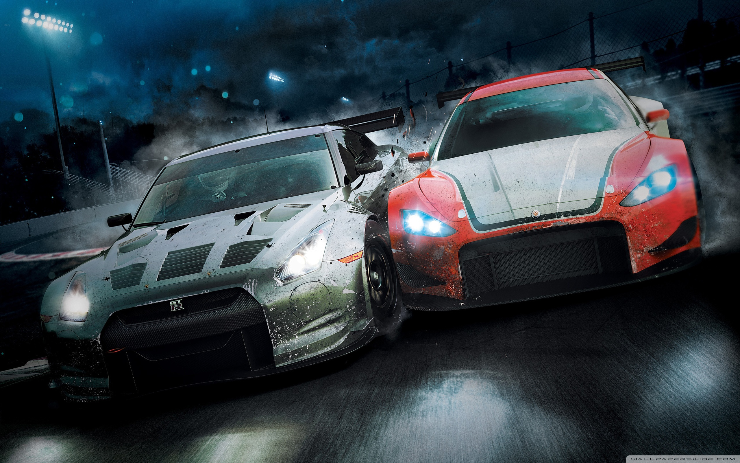 Need For Speed Shift 2 Unleashed HD Wallpapers 37 images 2560x1600