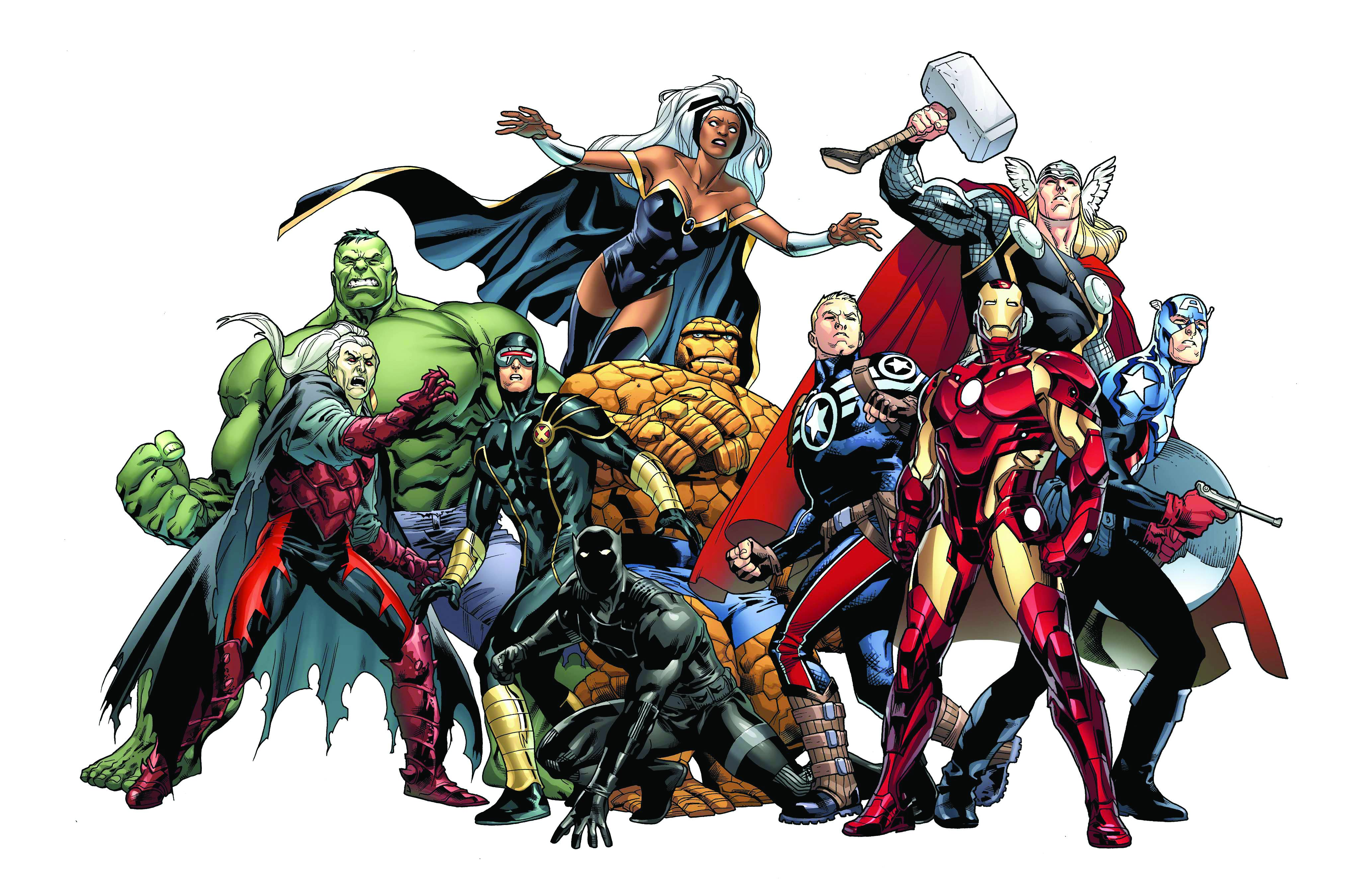 Fear Itself comics marvel superhero wallpaper 4129x2700 44221 4129x2700