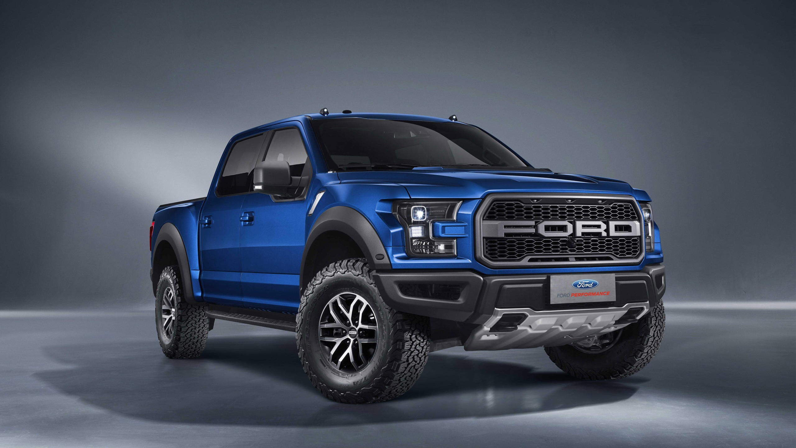 2017 Ford F 150 Raptor Supercrew Wallpapers HD Wallpapers 2560x1440