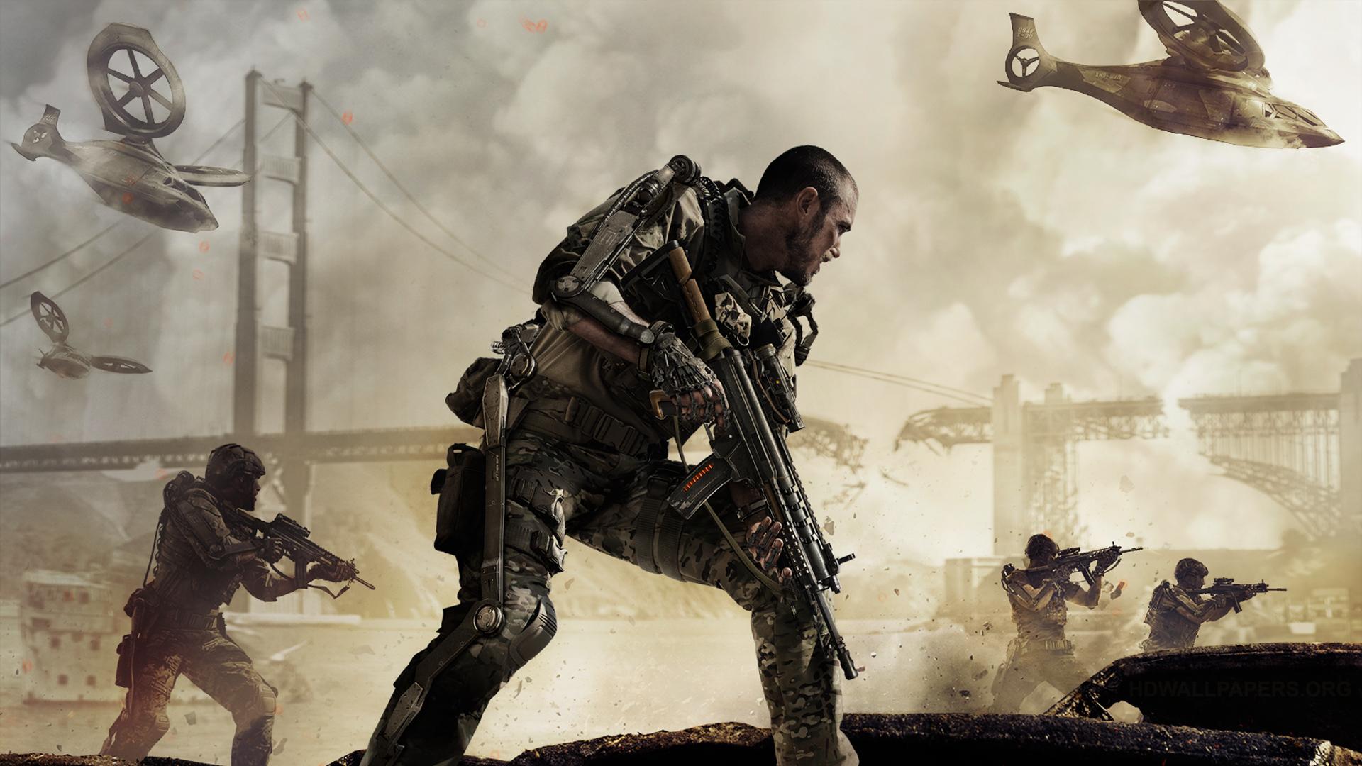 Call Of Duty Advanced Warfare HD Wallpapers 1920x1080