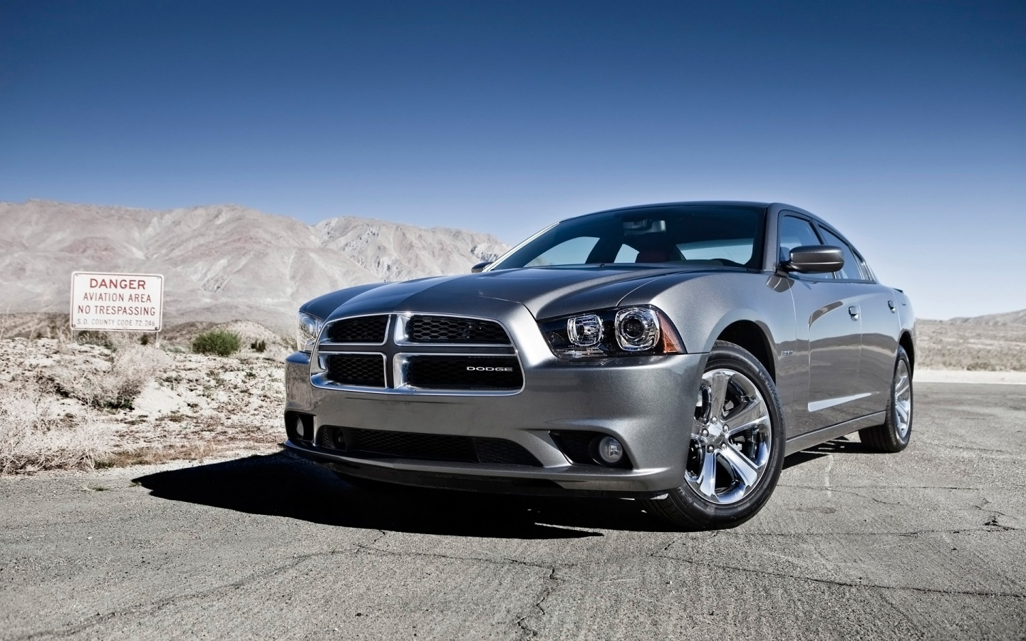 2012 Dodge Charger RT Wallpaper HD Car Wallpapers 1440x900