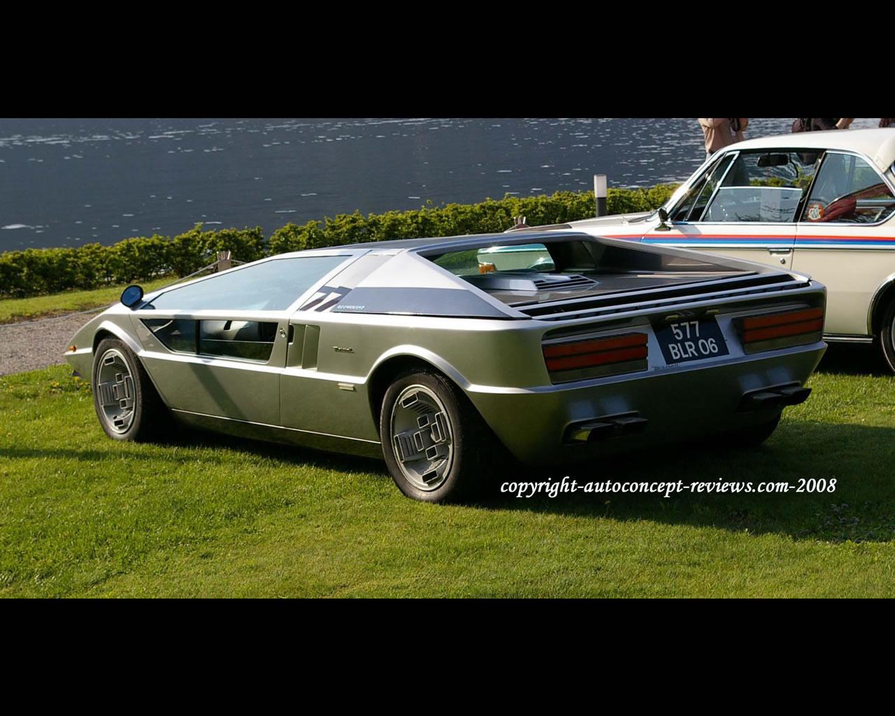 Free download think the Maserati Boomerang would make a fine
