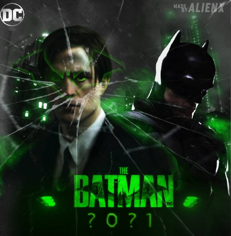 The Batman 2021 Wallpaper by TheAlienX 884x904