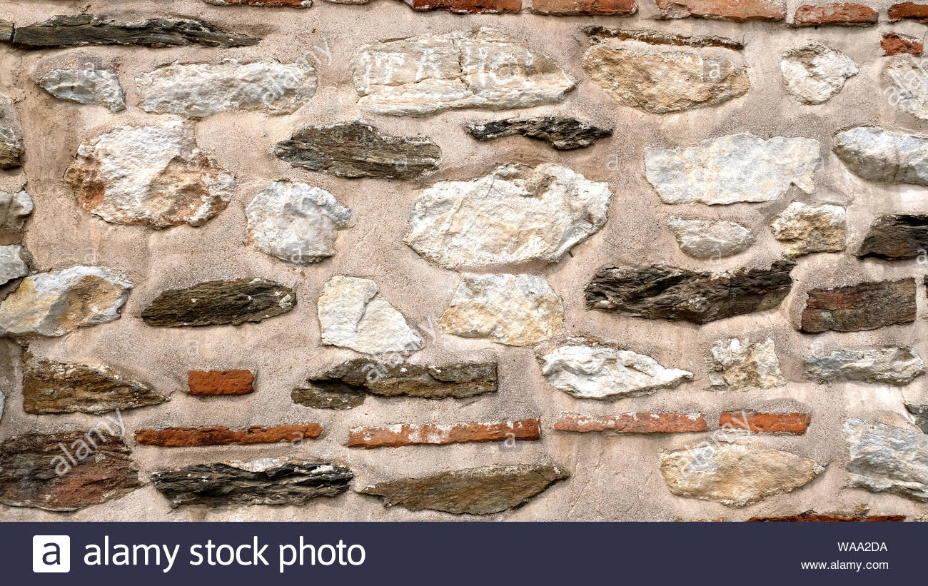Old stones of more than 9 centuries suitable for background or 1300x821