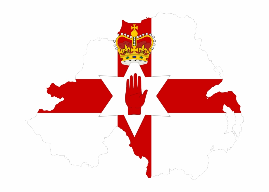 Clipart Wallpaper Blink   Northern Ireland Flag Iphone PNG 920x658