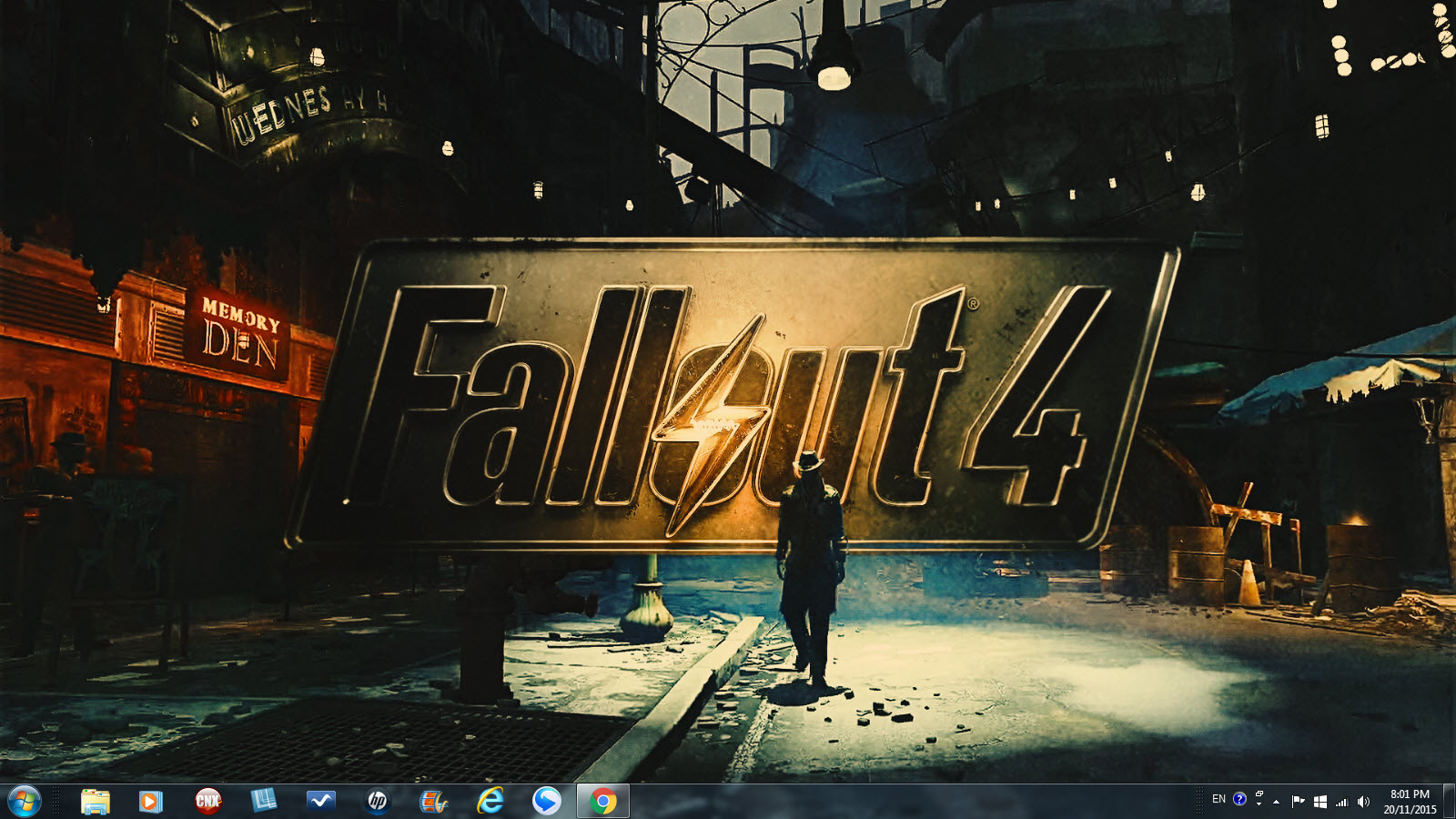 44+] Fallout 4 Wallpaper Pack on WallpaperSafari