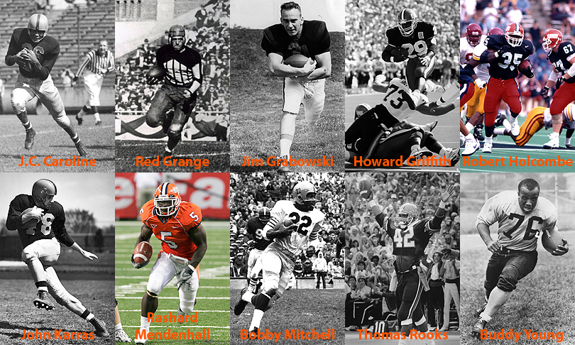 Greatest Running Backs In Illinois History Has Hall Of Fame Ring 810x486