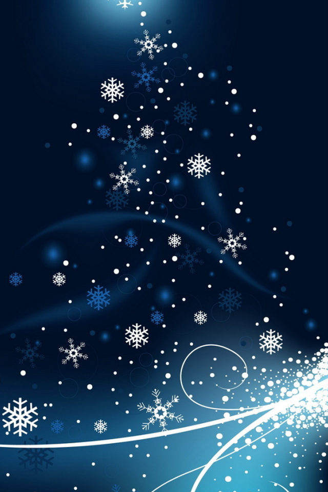 my iphone wallpaper hd christmas wallpapers55com   Best Wallpapers 640x960