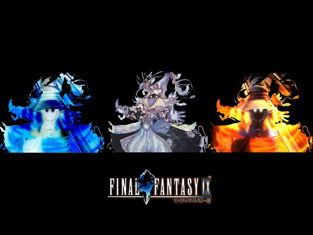 47 Final Fantasy Black Mage Wallpaper On Wallpapersafari