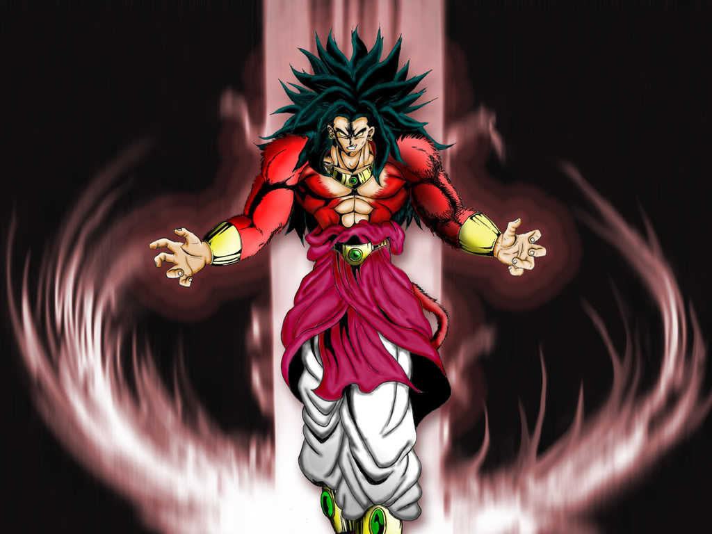 Free Download Son Goku Super Saiyan 4 Wallpaper 1024x768 For