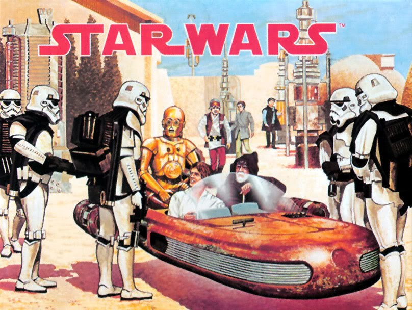 Free Download Vintage Star Wars Lunch Box Art 808x608 For Your Desktop Mobile Tablet Explore 47 Star Wars Vintage Wallpaper Star Wars Landscape Wallpaper Star Wars Poster Wallpaper Star