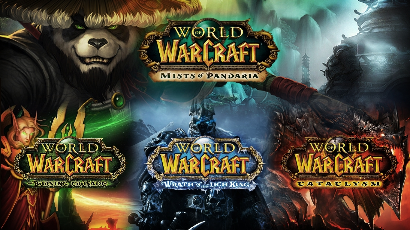 Download Wallpapers Download world of warcraft world of warcraft 1366x768