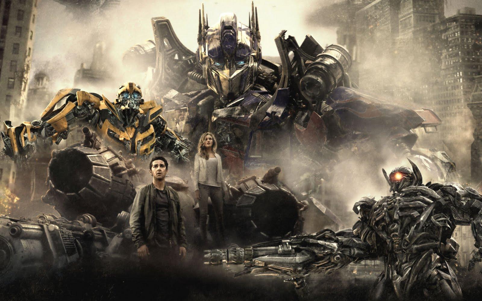 Live 3D Wallpaper Transformers