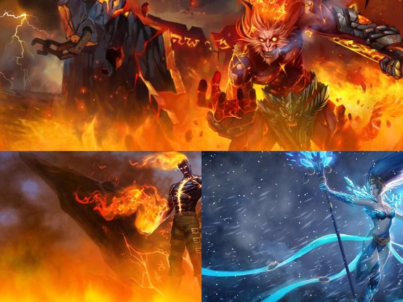 League Of Legends Animated Wallpaper   DesktopAnimatedcom 800x600