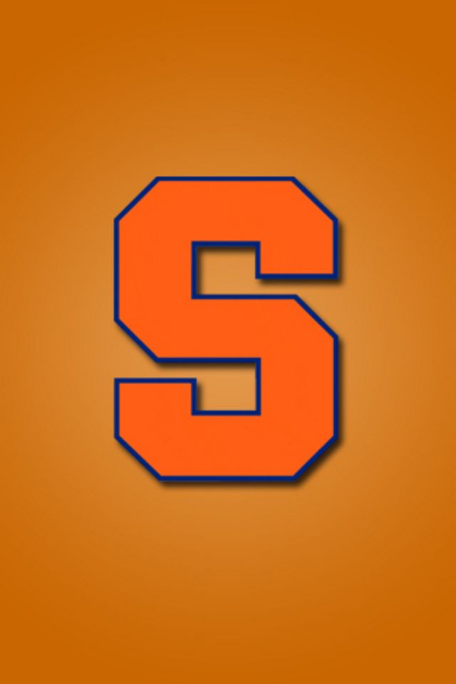 Syracuse Orange iPhone Wallpaper HD 640x960