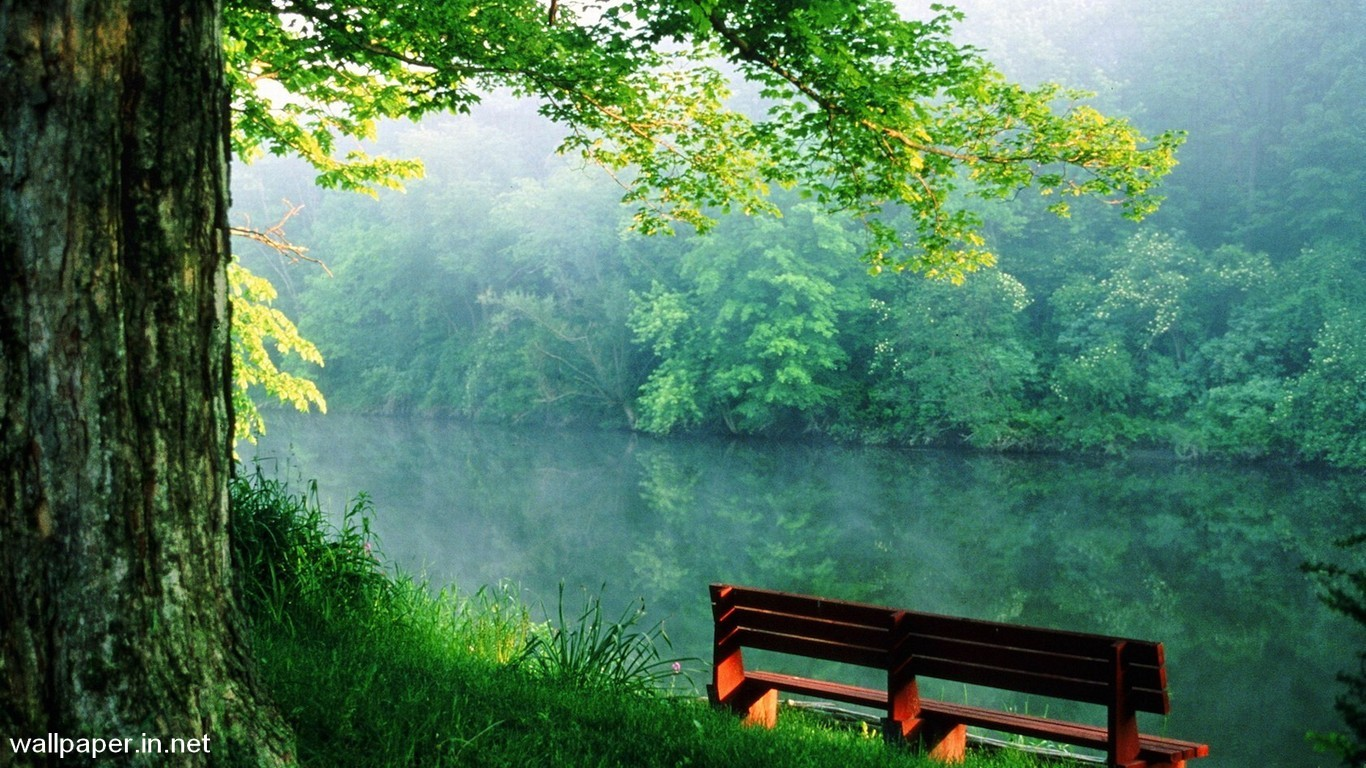 Nature wallpaper hd for desktop download 1366x768