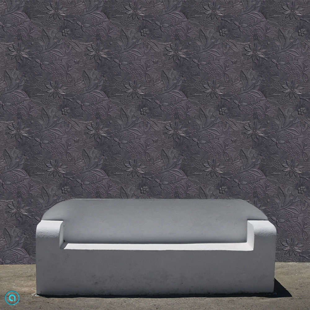 Removable Wallpaper Embossed Tin Peel Stick by AccentWallCustoms 1000x1000