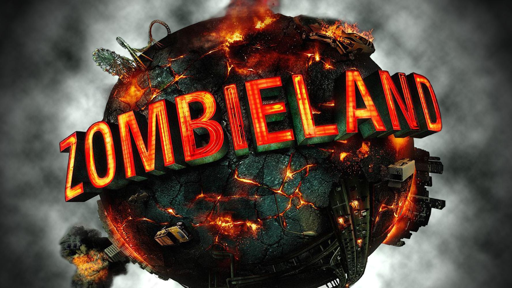 Zombieland rules wallpaper