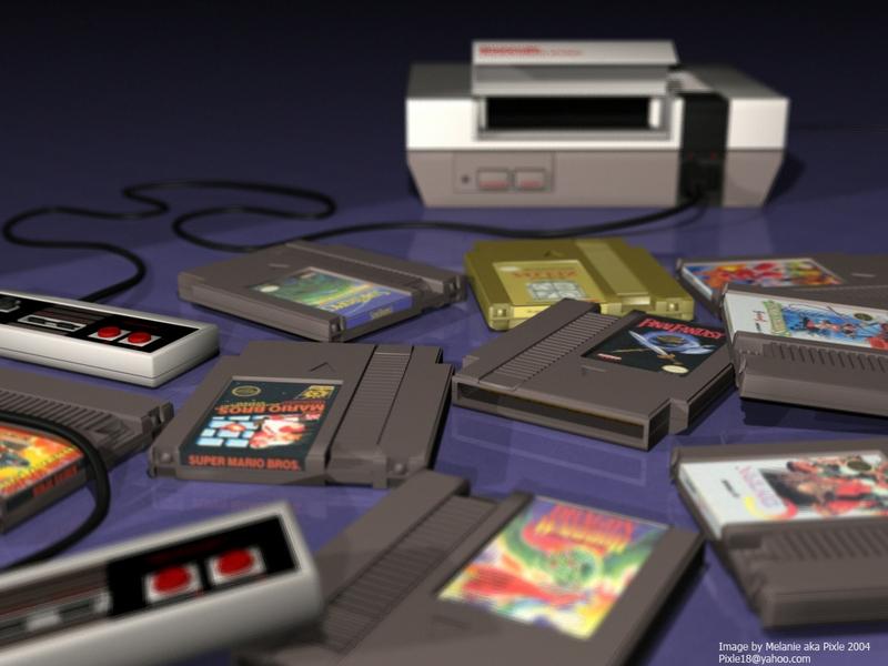NES nes 1024x768 wallpaper Nintendo Wallpaper Desktop 800x600