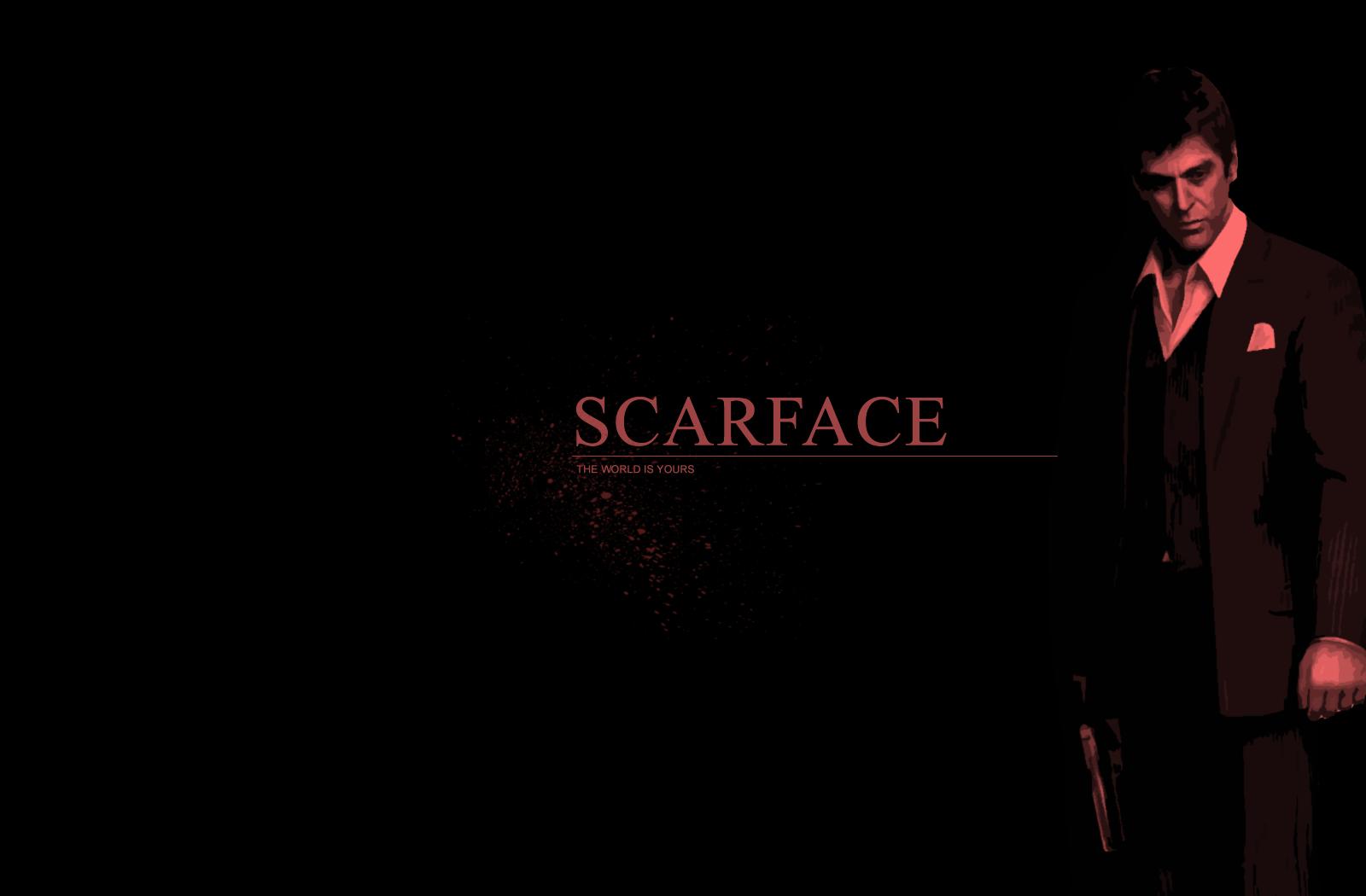 74 Scarface Wallpaper Hd On Wallpapersafari