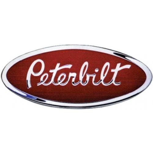 Peterbilt Truck Logo 500x500