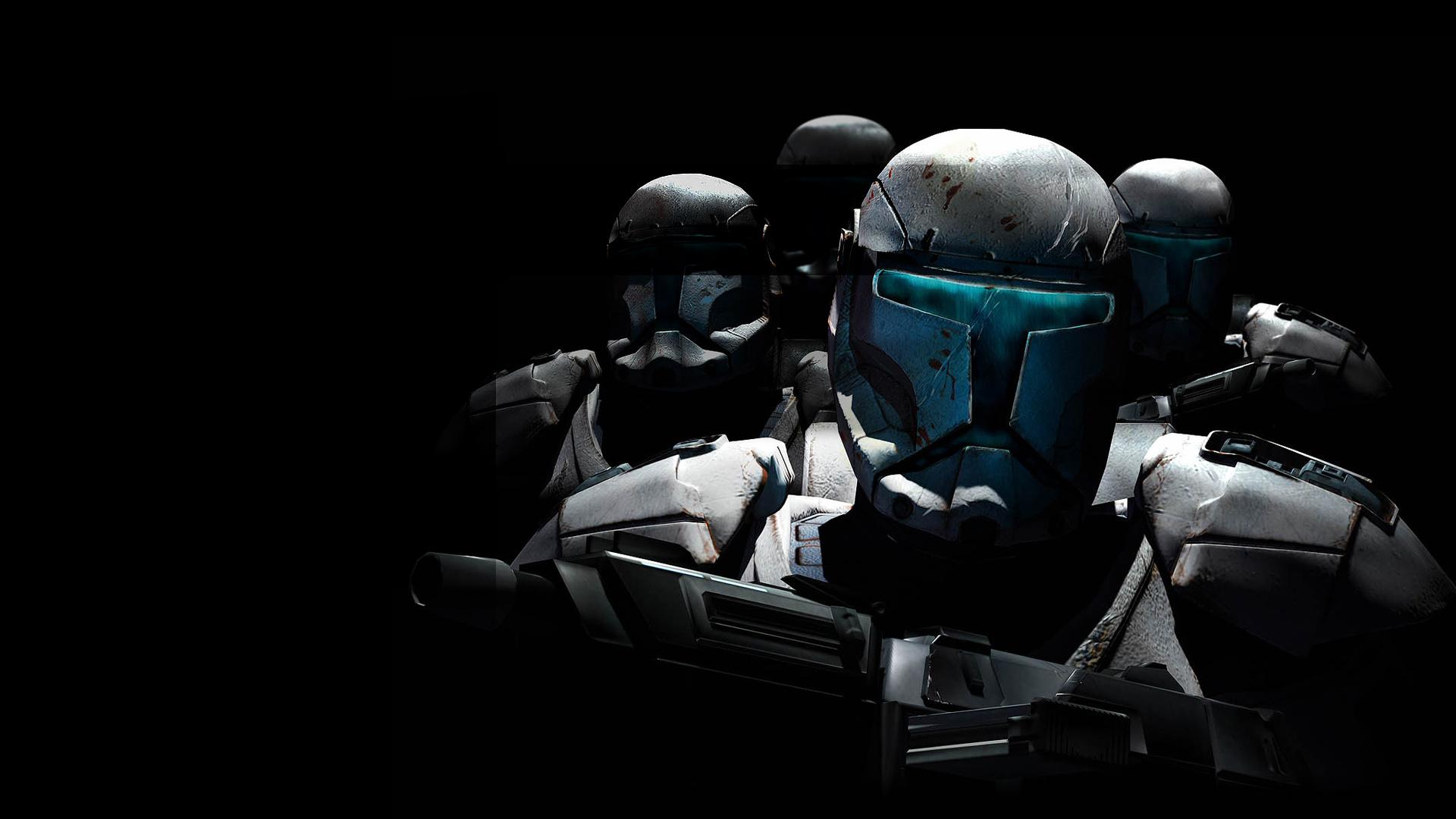Clone Commando squad image   501st Legion Vaders Fist   Mod DB 1920x1080