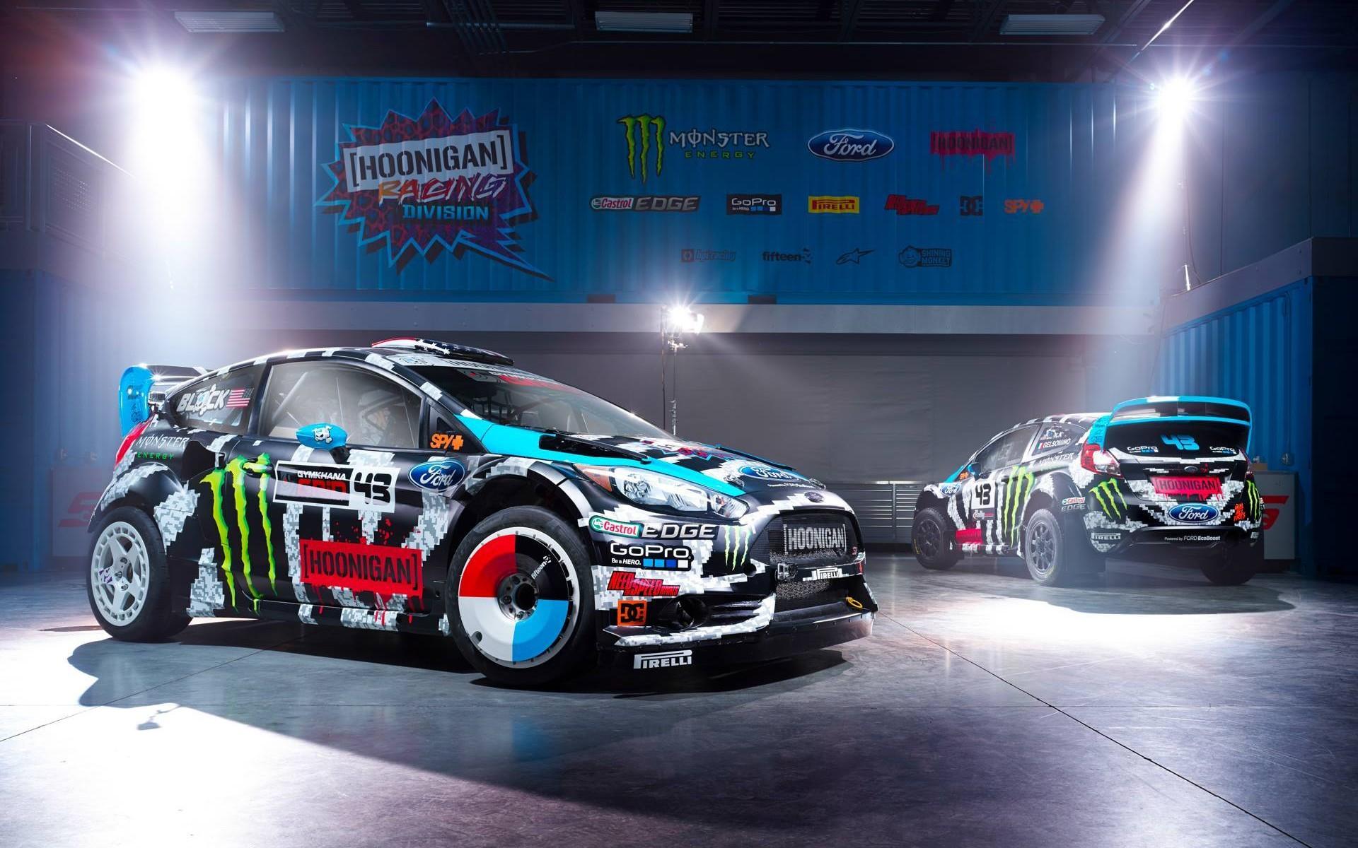 Image for Hoonigan Racing Desktop Wallpaper For PC 1920x1200