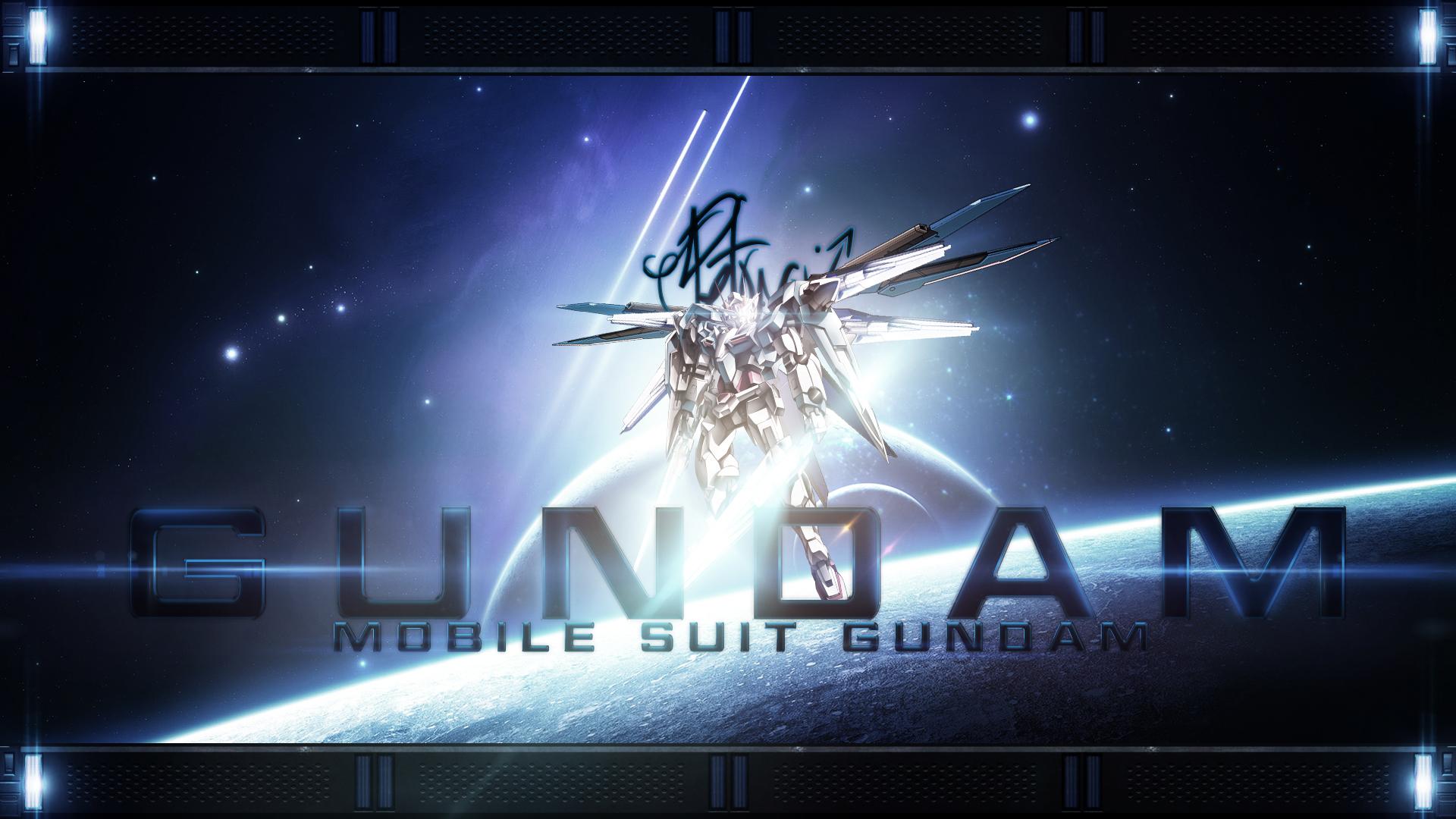 Gundam 00 Wallpaper by Pwn3ge by HaseoBg 1920x1080