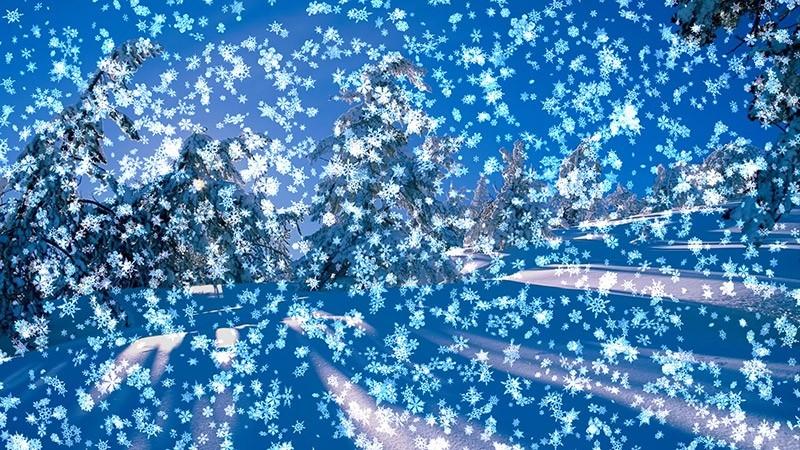 Animated Wallpaper Snowy Desktop 3D Shareware   Snowy Desktop 3D 800x450