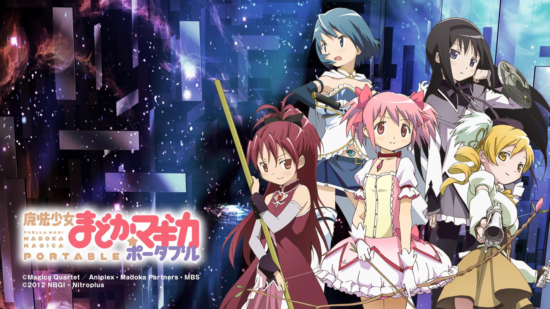 Free Download Anime Puella Magi Madoka Magica Wallpaper 1920x1080