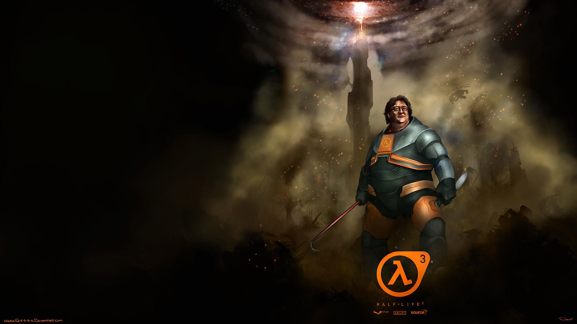 Free Download Life 3 Gabe Newell Gaben Half Life 3 Half Life Hl3