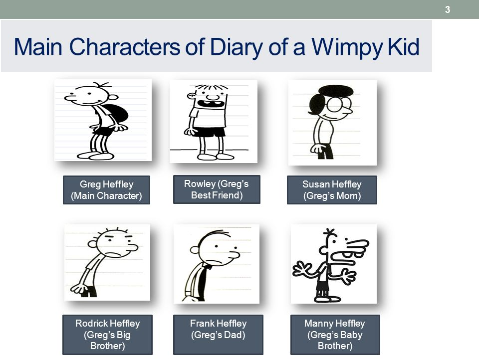Diary of a Wimpy Kid Hard Luck By Jeff Kinney   ppt video online 960x720