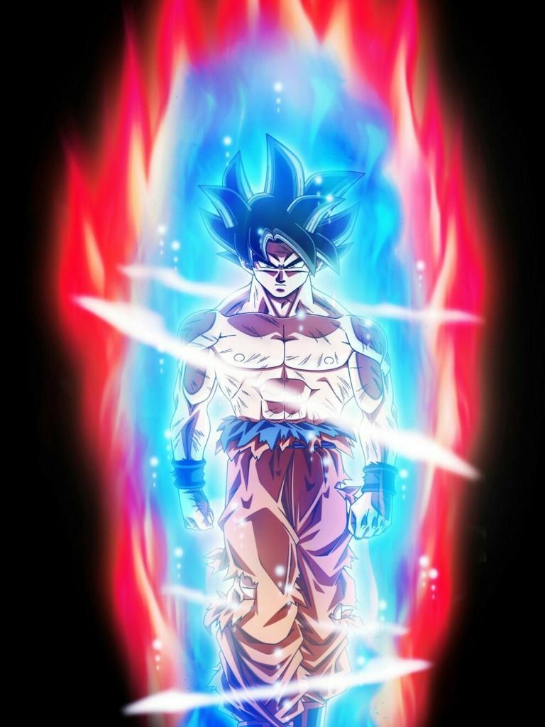 Free Download New Ultra Instinct Goku Wallpaper 4k For Android Apk