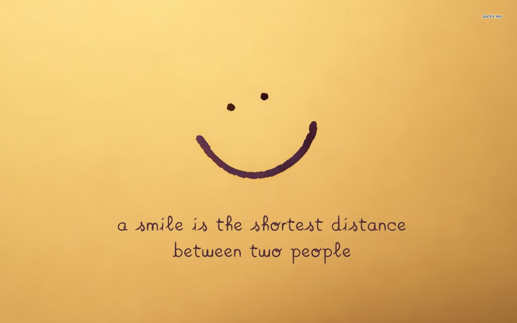 Smile More Wallpaper - WallpaperSafari