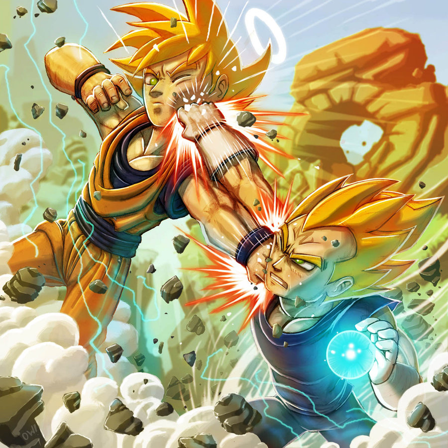Epic dragon ball z wallpaper wallpapersafari - Dragon bale z ...