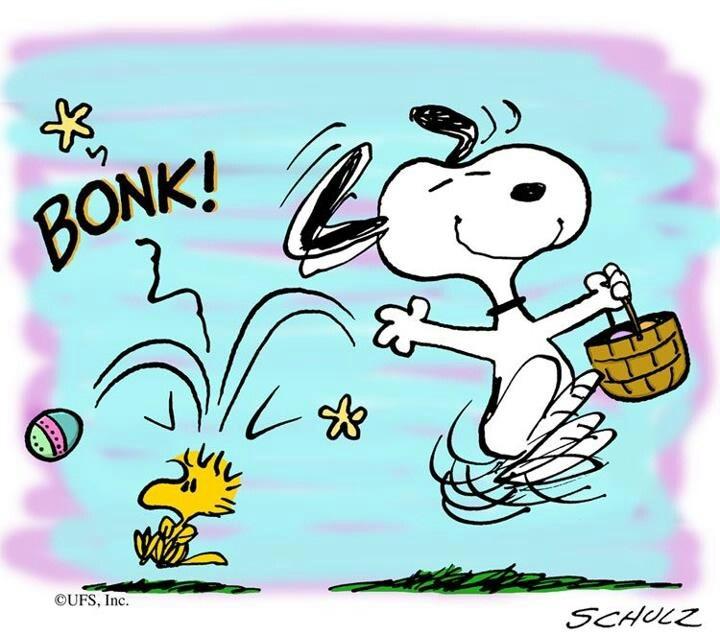 Happy Easter PeanutsCharlie Brown Pinterest 720x635