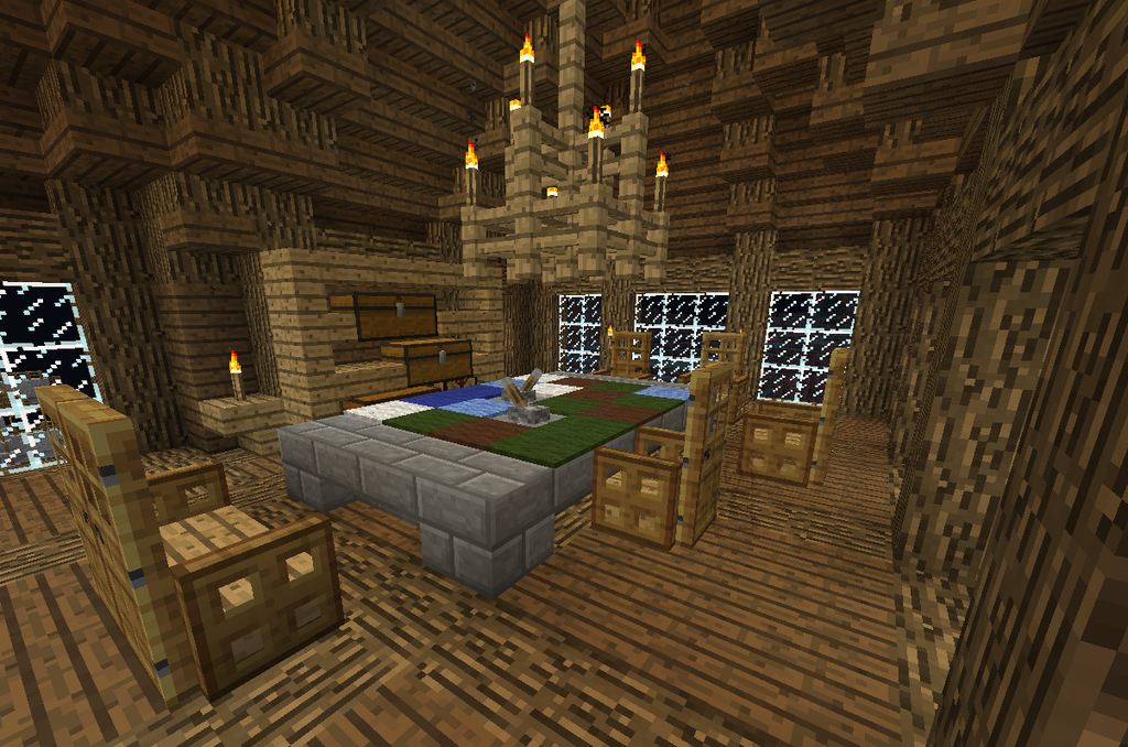 War Room   Minecraft by AnkhsPaw 1024x678