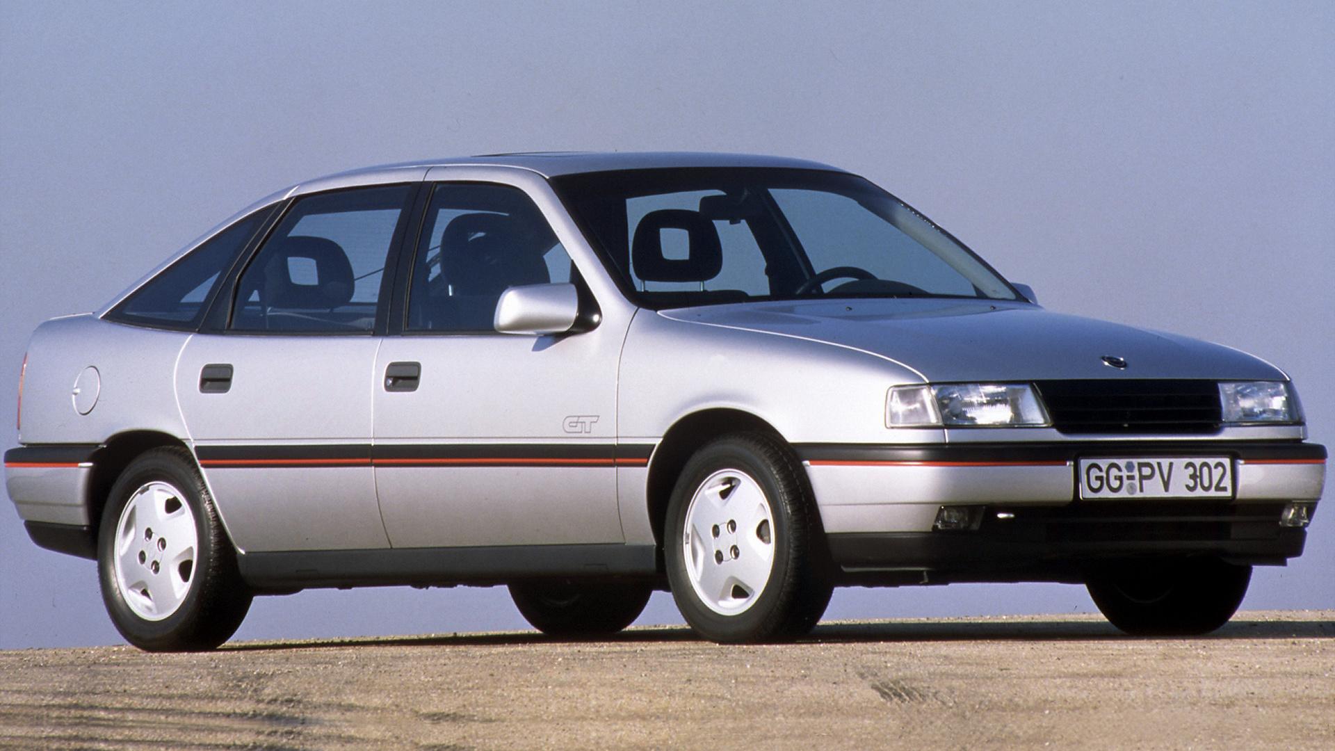 1989 Opel Vectra GT [5 door]   Wallpapers and HD Images Car Pixel 1920x1080
