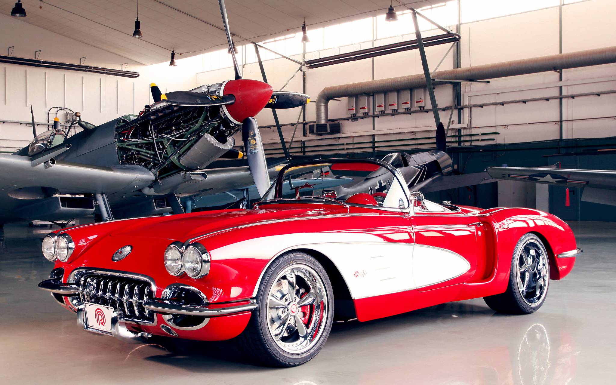 Classic Cars Wallpapers 2048x1280