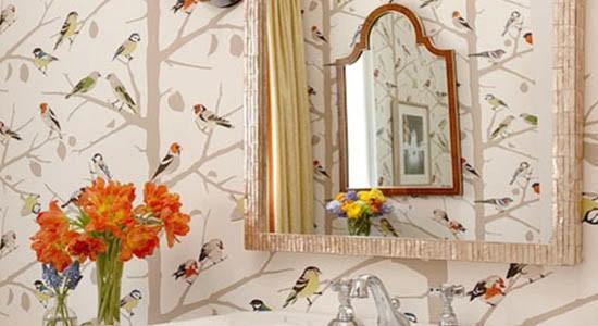 50 Bird Wallpaper By Schumacher On Wallpapersafari