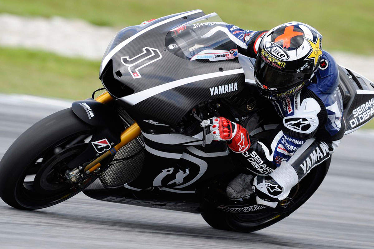 Jorge Lorenzo   MotoGP Wallpaper 1200x800